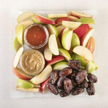 מגש תפוחי משק